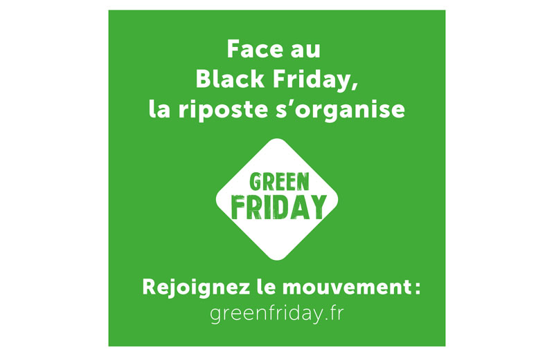 Partenariat Green Friday - Le Mouchoir Français